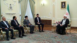 روحانی: بریتانیا قطعا در قبال توقیف نفتکش ایران متضرر خواهد شد