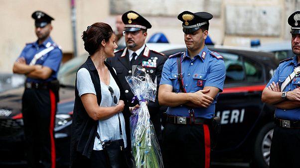 دو جوان آمریکایی به قتل یک پلیس ایتالیایی اعتراف کردند