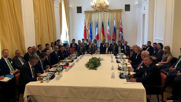 إيران تصف اجتماع فيينا بالبناء والصين تؤكد أن كل الأطراف تسعى للحفاظ على الاتفاق النووي