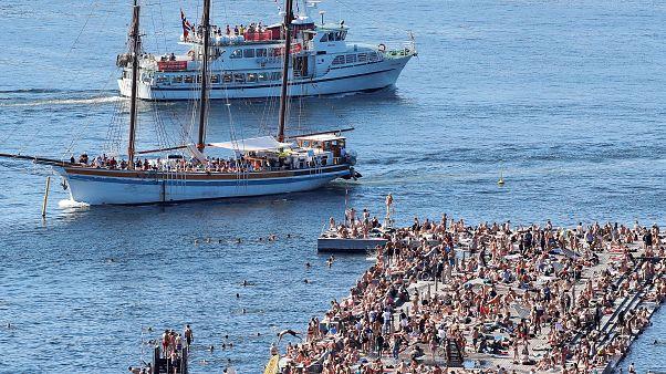 Video - İskandinavya'da son yarım yüzyılın sıcaklık rekoru kırıldı