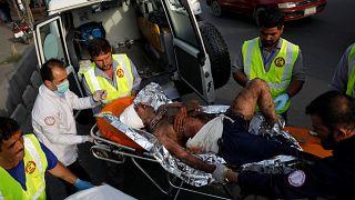Έκρηξη στην Καμπούλ: Τραυματίστηκε ο υποψήφιος αντιπρόεδρος