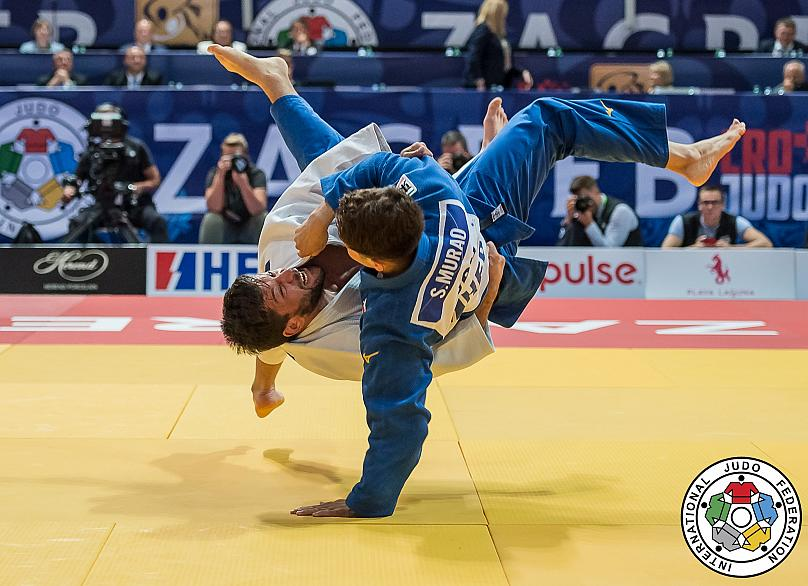 Explosive Judo On Day 3 Of Zagreb Grand Prix 2019 As Japan Tops Medals Euronews