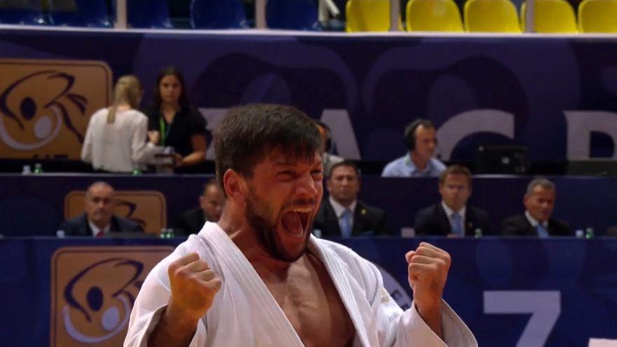 جودو جایزه بزرگ زاگرب؛ درخشش گرجیها و تنها مدال کشور میزبان