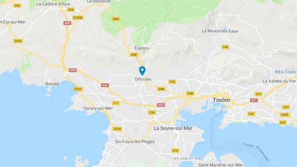 France : trois morts dans une fusillade près de Toulon