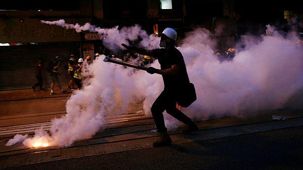 چین: چهرههای بیمسئولیت غربی درصدد ایجاد ناآرامی در هنگ کنگ هستند