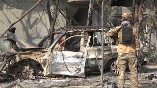 24 Tote bei Anschlag: Blutiger Wahlkampfauftakt in Kabul