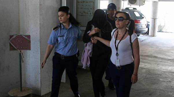 Cyprus police arrest British woman for 'false rape' claim