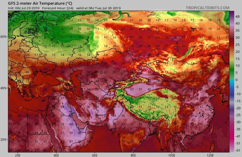Declaran emergencia en dos regiones siberianas por incendios forestales