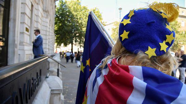 """Möglicher Crash-""""Brexit"""" beutelt das Pfund"""