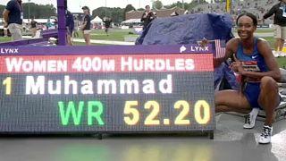 Мухаммад побила рекорд Печенкиной