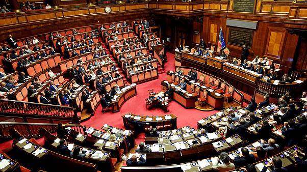 Italian MP under witness protection, Piera Aiello, could lose her seat for using her real name
