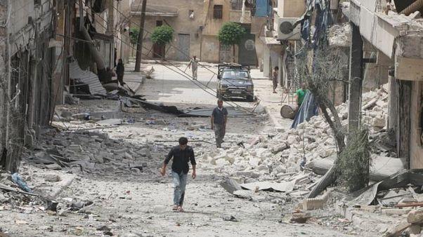 Suriye'de rejim güçleri iki köyü daha silahlı muhaliflerin elinden aldı