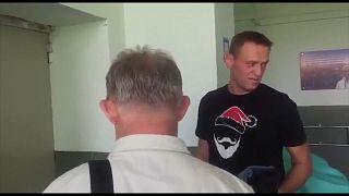 Nach Klinikaufenthalt: Nawalny wieder zurück im Gefängnis