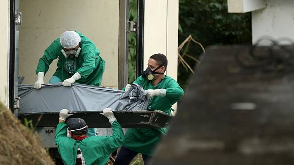 Prison clash in Brazil leaves at least 52 people dead: officials