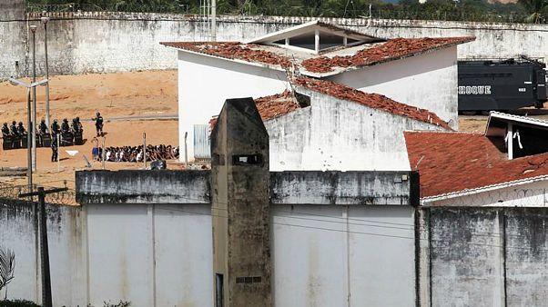 زندانی در برزیل