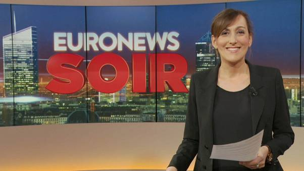 Euronews Soir : l'actualité du lundi 29 juillet 2019