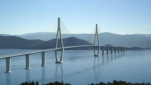 Σε εξέλιξη το μεγαλύτερο έργο υποδομής της Κροατίας