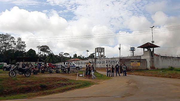 Prisão de Altamira, Pará, Brasil
