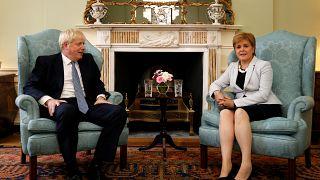Boris Johnson hué en Ecosse : le Royaume désuni sur le Brexit
