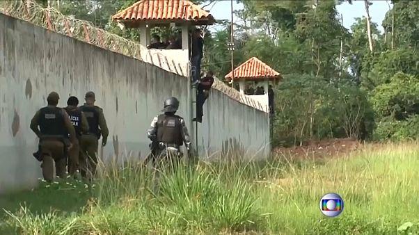 Enthauptungen in Brasilien: Justiz ermittelt nach Gefängnisrevolte