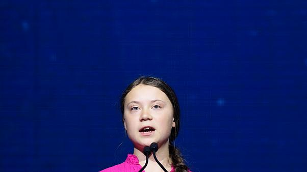 Greta Thunberg to hitch ride across Atlantic on high-speed racing boat