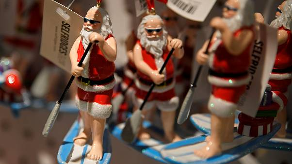 Rekord: megnyitották az első karácsonyi vásárt Londonban