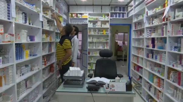 Súlyos gyógyszerhiány Iránban