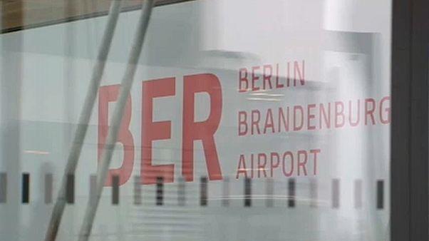 Tesztelik az új berlini repteret