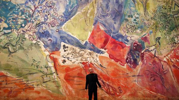 Joe Berardo, no Museu Berardo, em Lisboa (arquivo)