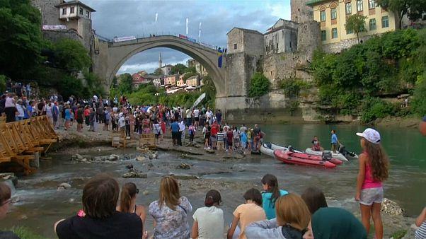 Los secretos del Puente Viejo de Mostar