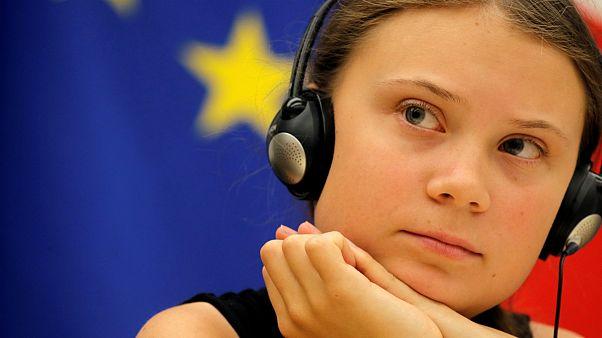 Greta Thunberg segelt zur Klimakonferenz in New York