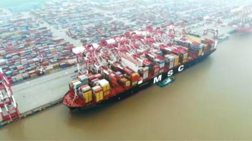 Επανέναρξη εμπορικού διαλόγου ΗΠΑ-Κίνας