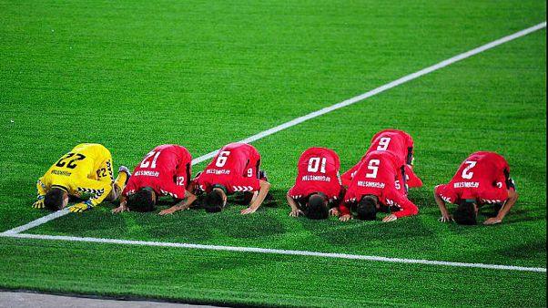 پیروزی غیرمنتظره تیم ملی نوجوانان افغانستان مقابل ایران