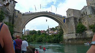 Der neue Brückenschlag von Mostar: 15 Jahre steingewordene Versöhnung
