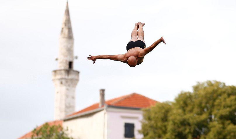 Mostar, Bosnia and Herzegovina, July 28, 2019. REUTERS/Dado Ruvic