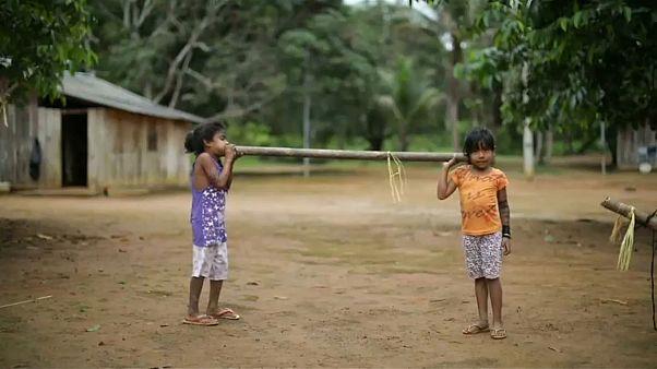 Az őslakosok földjén is legalizálná a bányászatot a brazil elnök