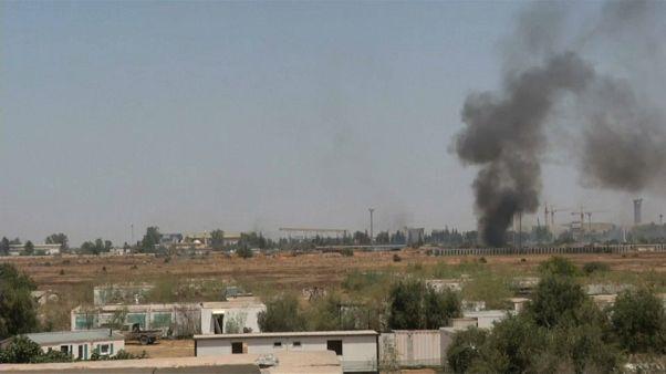 Non si ferma l'escalation di violenza in Libia