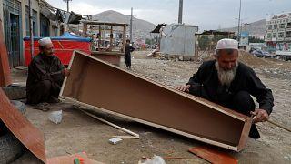 Afganistan'da hükümet ve NATO destekli kuvvetler Taliban'dan daha fazla sivil öldürdü