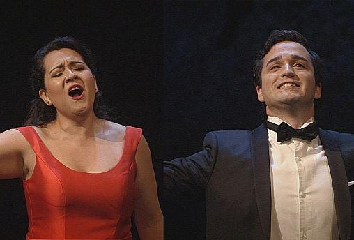 Operalia célèbre Xabier Anduaga et Adriana Gonzalez