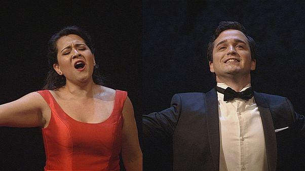 """""""Operalia"""" lancia le nuove star della dell'opera: Xabier Anduaga e Adriana Gonzalez"""