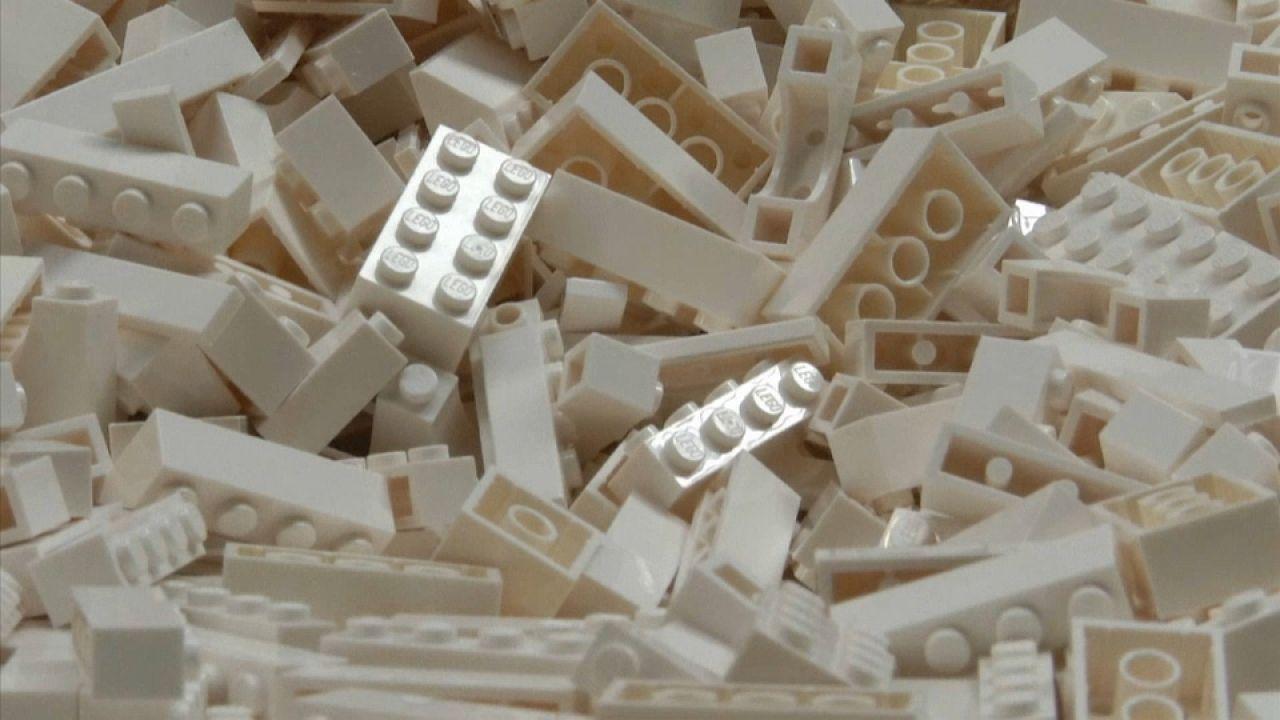 Полет фантазии с Lego