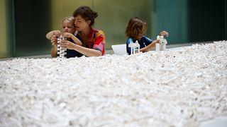 Lego in der Londoner Tate Modern