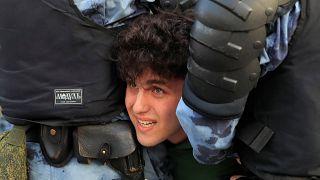 ONU preocupada com direitos humanos em Moscovo