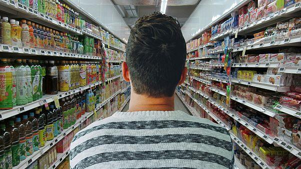 Teure Nahrungsmittel: Deutsche Inflation zieht im Juli an