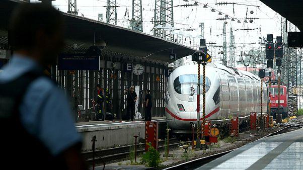 ایستگاه قطار فرانکفورت
