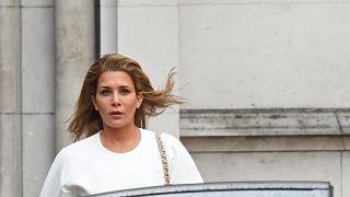 Prinzessin Haya aus Dubai verlangt in London Schutz vor ihrem Mann