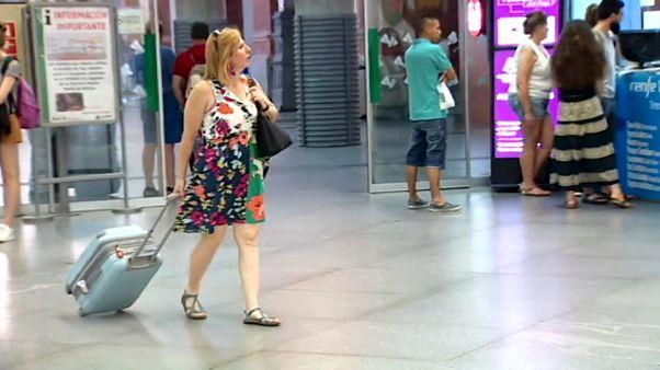 Huelga de ferrocarriles españoles para el 31 de julio, en plena operación vacacional