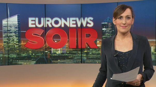 Euronews Soir : l'actualité du mardi 30 juillet 2019