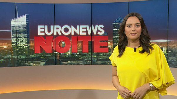 Euronews Noite | As notícias do Mundo de 30 de julho de 2019