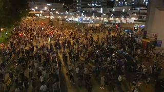 Протесты в Гонконге: власти КНР усмотрели американский след